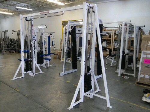 Body Masters cable crossover $1750 | Barbell Sales: call today
